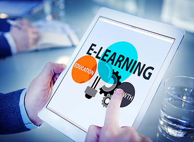 revamp corporate e-learning site