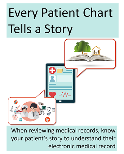 patient chart story