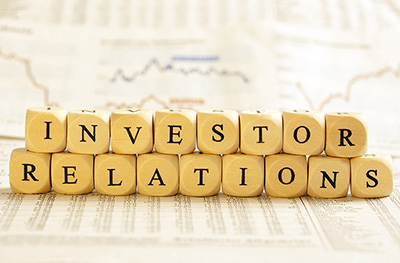 investor relations management reporting system
